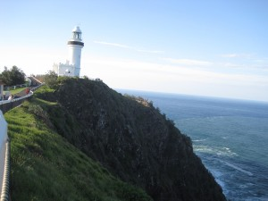 leuchtturm von byron bay